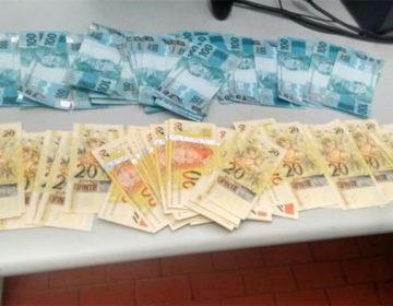 Casa em SP escondia R$ 3,6 mi em notas falsas