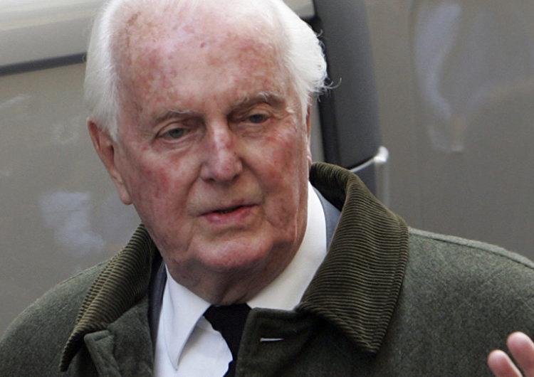 Estilista Hubert de Givenchy morre aos 91