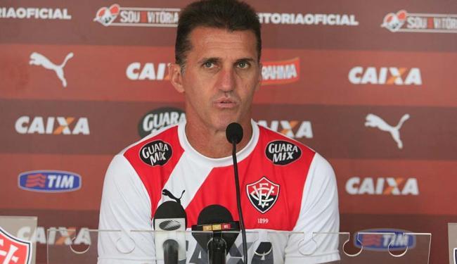 Contra o América, Vagner Mancini completa 200 jogos à frente do Vitória
