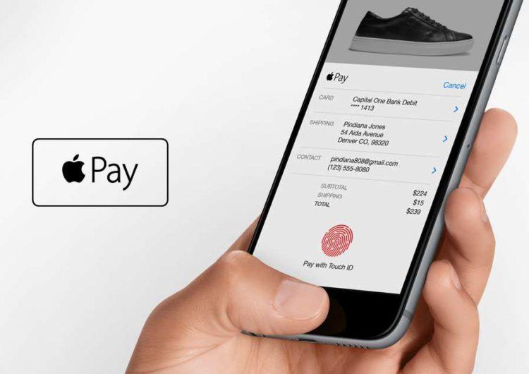 Pagamento móvel da Apple chega ao Brasil