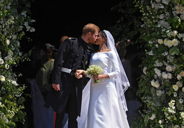 Casamento do príncipe Harry e a atriz Meghan Markle quebra tradições