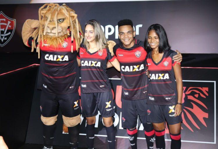 Vitória comemora 119 anos e lança novos uniformes – Bahia em Revista ad3d5a63ff211