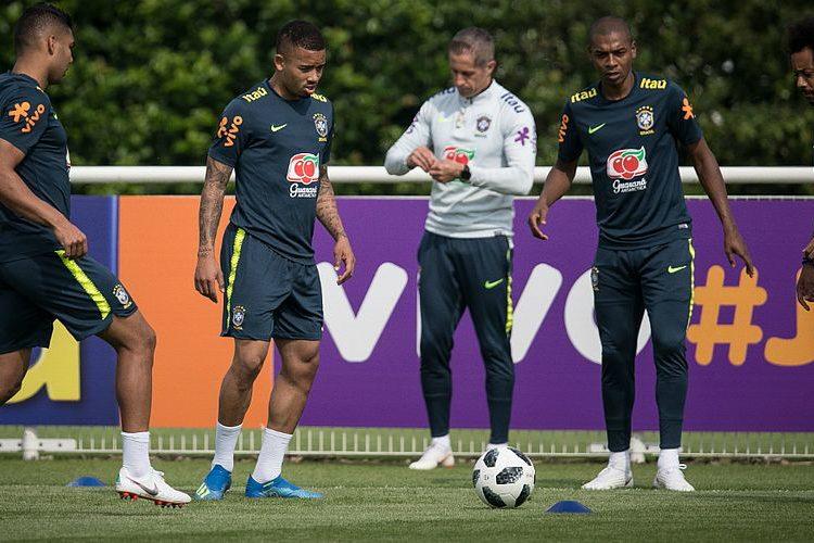 Sem Neymar, Brasil testa força contra a Croácia