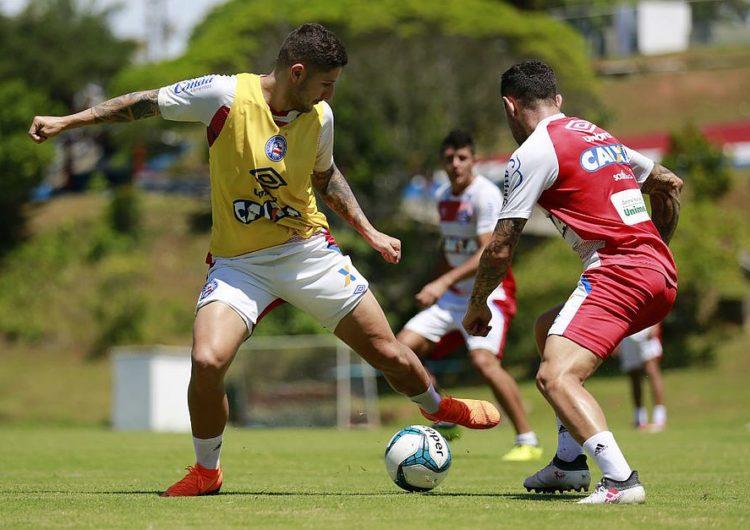 Bahia tenta a primeira vitória fora de casa no Brasileiro