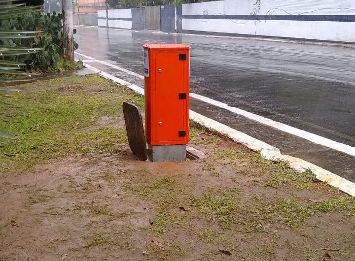 Radares estáticos terão proteção contra vandalismo