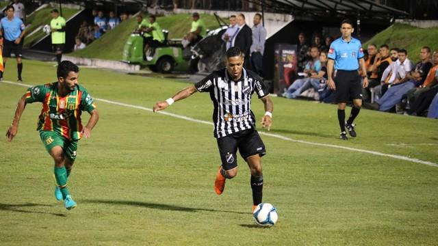 Sampaio Corrêa vai decidir a Copa do Nordeste contra o Bahia