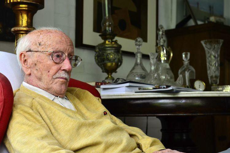 Jurista Hélio Bicudo morre aos 96