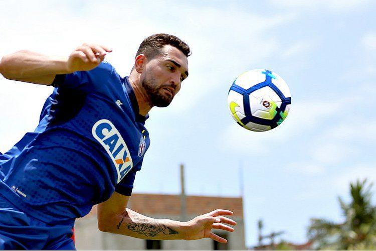 Gilberto renova contrato com o Bahia até 2020