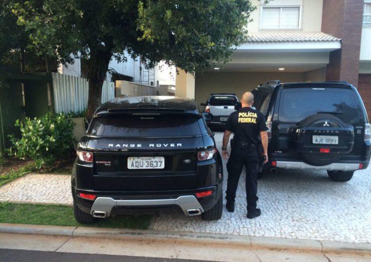 Polícia Federal faz operação contra fraudes no Porto de Santos