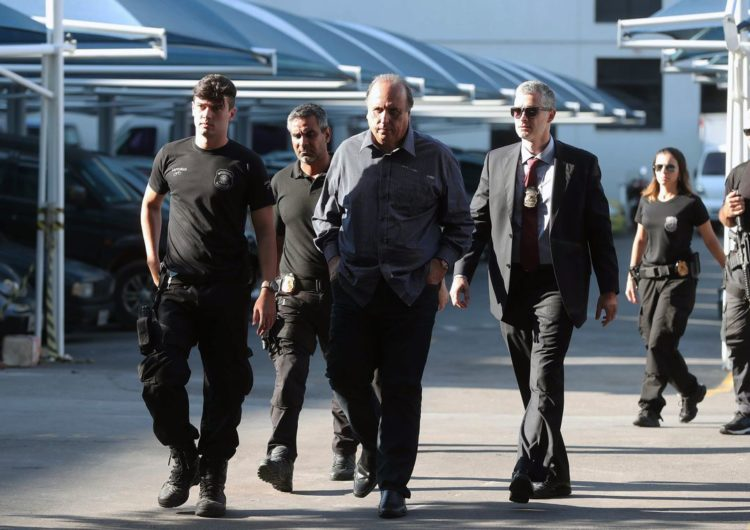 PGR diz que Pezão tinha esquema próprio de corrupção