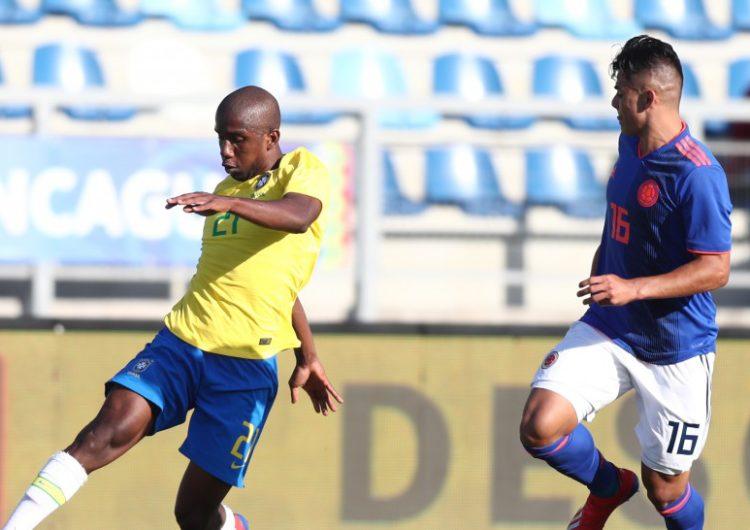Brasil empata novamente com a Colômbia pelo Sul-Americano Sub-20