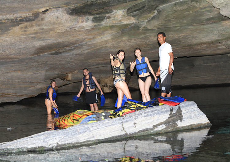 Verão estimula o ecoturismo na Chapada Diamantina