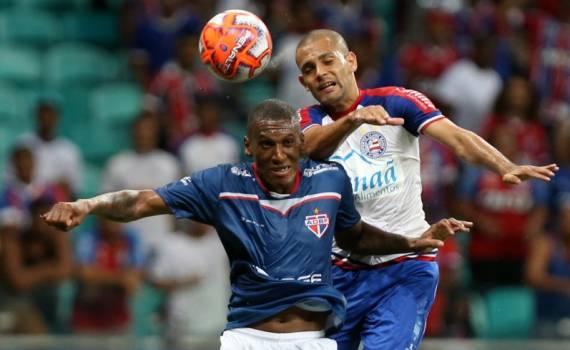 Bahia de Feira surpreende e derrota tricolor na Fonte Nova