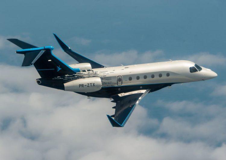 Embraer entregou 181 jatos executivos e comerciais em 2018