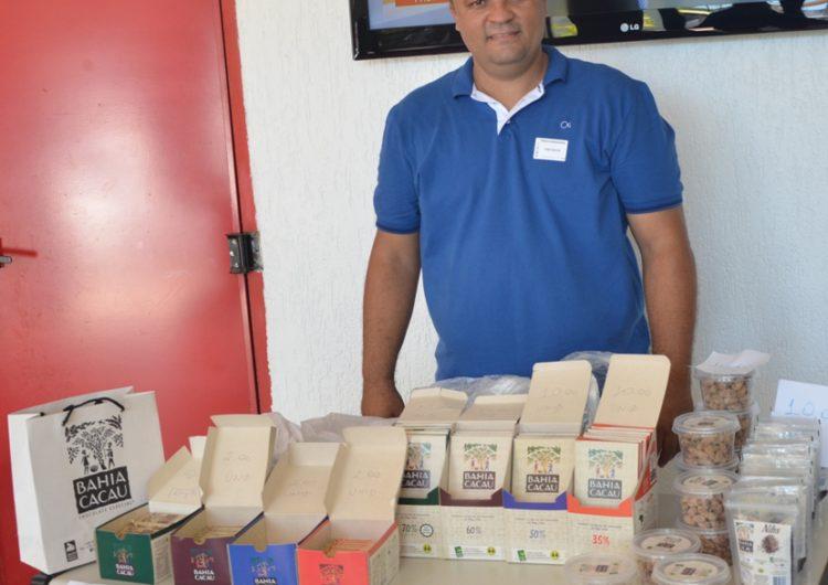 Comercialização de chocolates cresce no mercado baiano