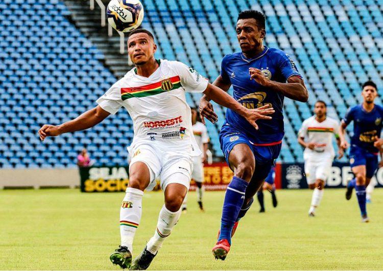 Bahia perde para o Sampaio Corrêa e está fora da Copa do Nordeste