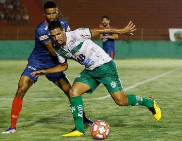 Vitória da Conquista e Bahia de Feira empatam no primeiro jogo das semifinais
