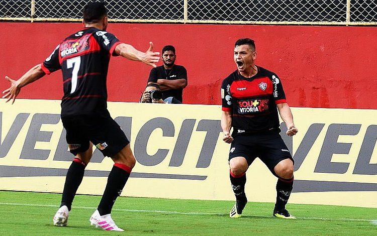 Vitória se classifica sem vencer um jogo na Copa do Nordeste