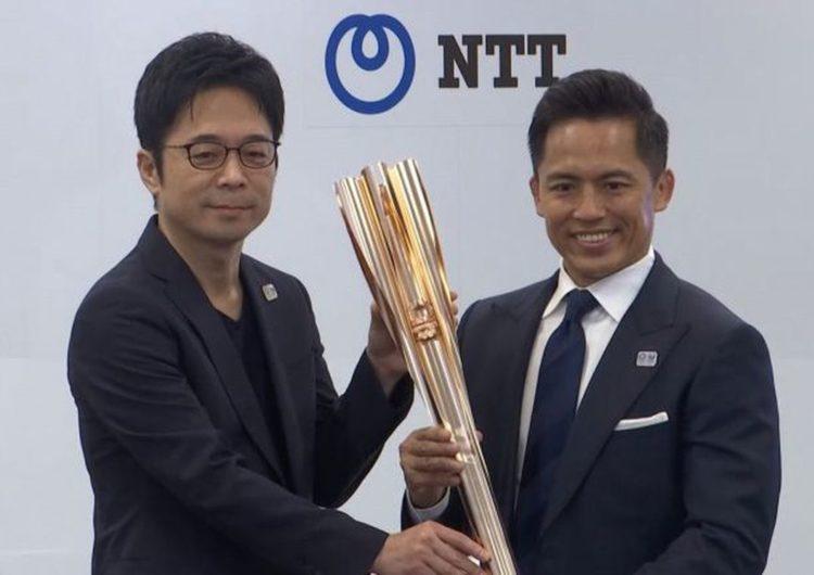 Japão apresenta símbolo dos Jogos Olímpicos
