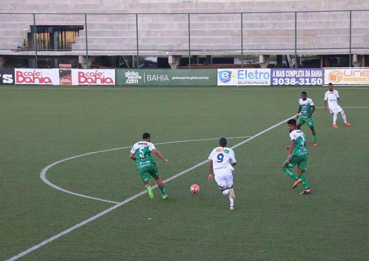 Bahia de Feira vence de virada e vai disputar a final do Estadual