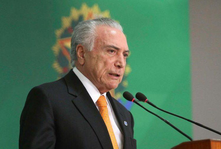 Ex-presidente Temer é preso em São Paulo