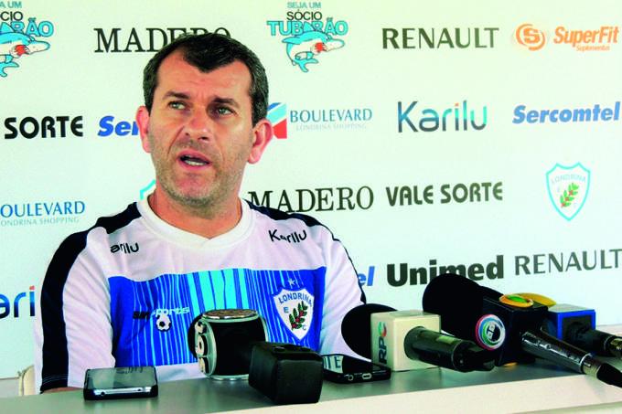 Claudio Tencati é o novo treinador do Vitória