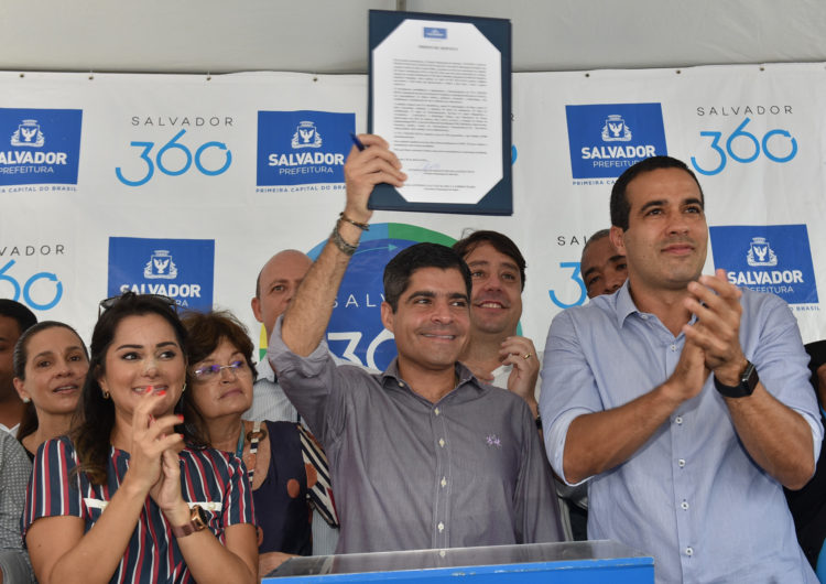 Prefeitura inicia construção da UPA Cidade Baixa