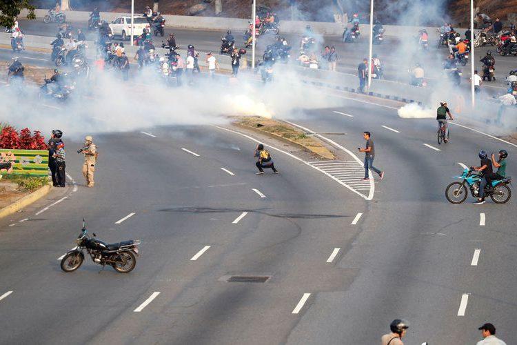 Guaidó concede indulto a líder oposicionista da Venezuela