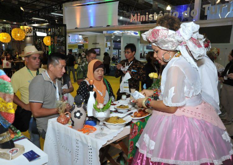 Geração de negócios para a Bahia é discutida em Feira de Turismo