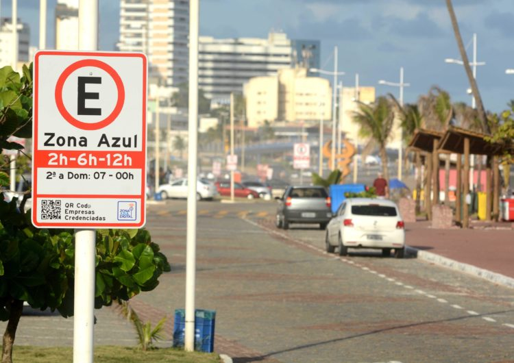Mais 234 vagas de Zona Azul são regulamentadas em Salvador