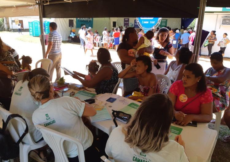 Sedes leva serviços para a Comunidade de Açu da Capivara