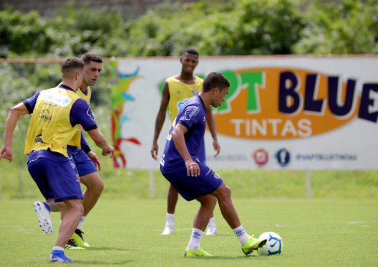 Embalado, Bahia enfrenta o Grêmio em Pituaçu