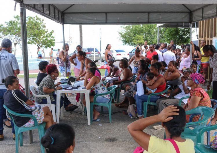 Serviços municipais são ofertados em São Tomé de Paripe