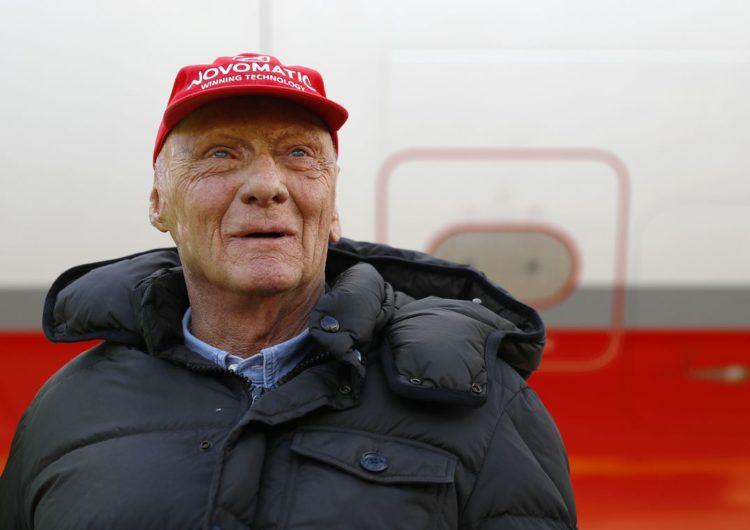 Niki Lauda, tricampeão de F1, morre aos 70