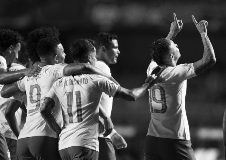 Team brasileiro vence a Bolívia no match de abertura da Copa América