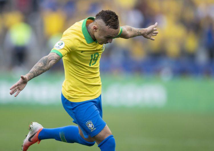 Brasil joga sua sorte na Copa América contra o Paraguai