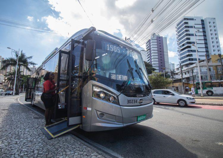 Testes de ônibus elétrico devem durar 30 dias