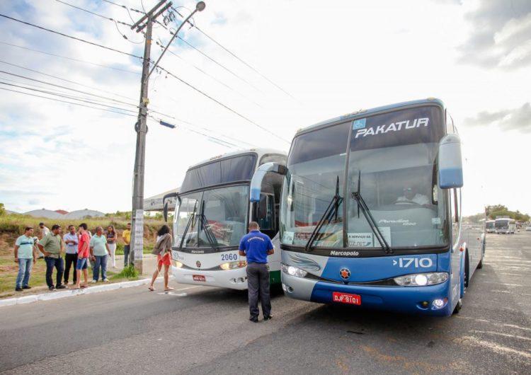Cadastramento para transporte universitário começa dia 22
