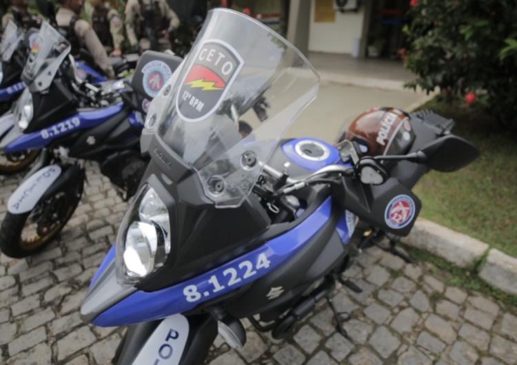 Prefeitura entrega seis motos para atuação na segurança pública