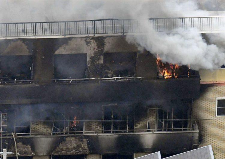 Incêndio criminoso deixa 33 mortos no Japão