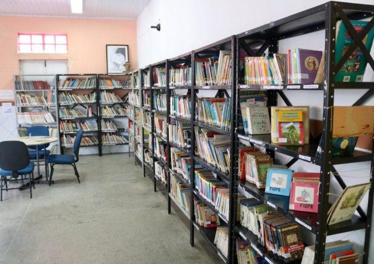 Bibliotecas de Camaçari oferecem acervo diversificado