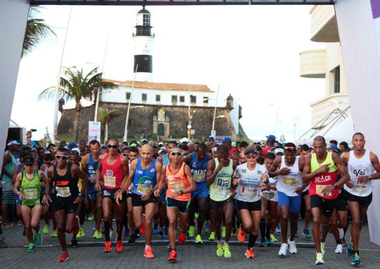 Terceira edição da Maratona Salvador reúne 5.000 atletas