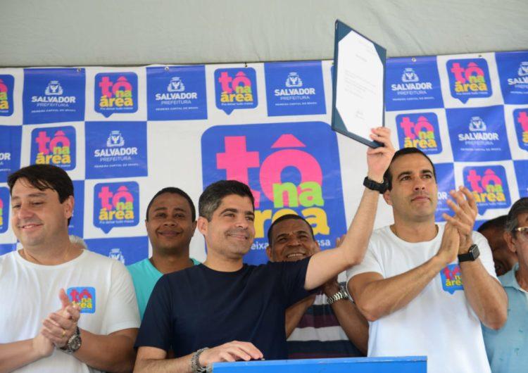 Prefeitura investe R$ 40 mi em pavimentação